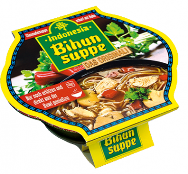 INDONESIA – Bihunsuppe, Bowl - 390 Gramm